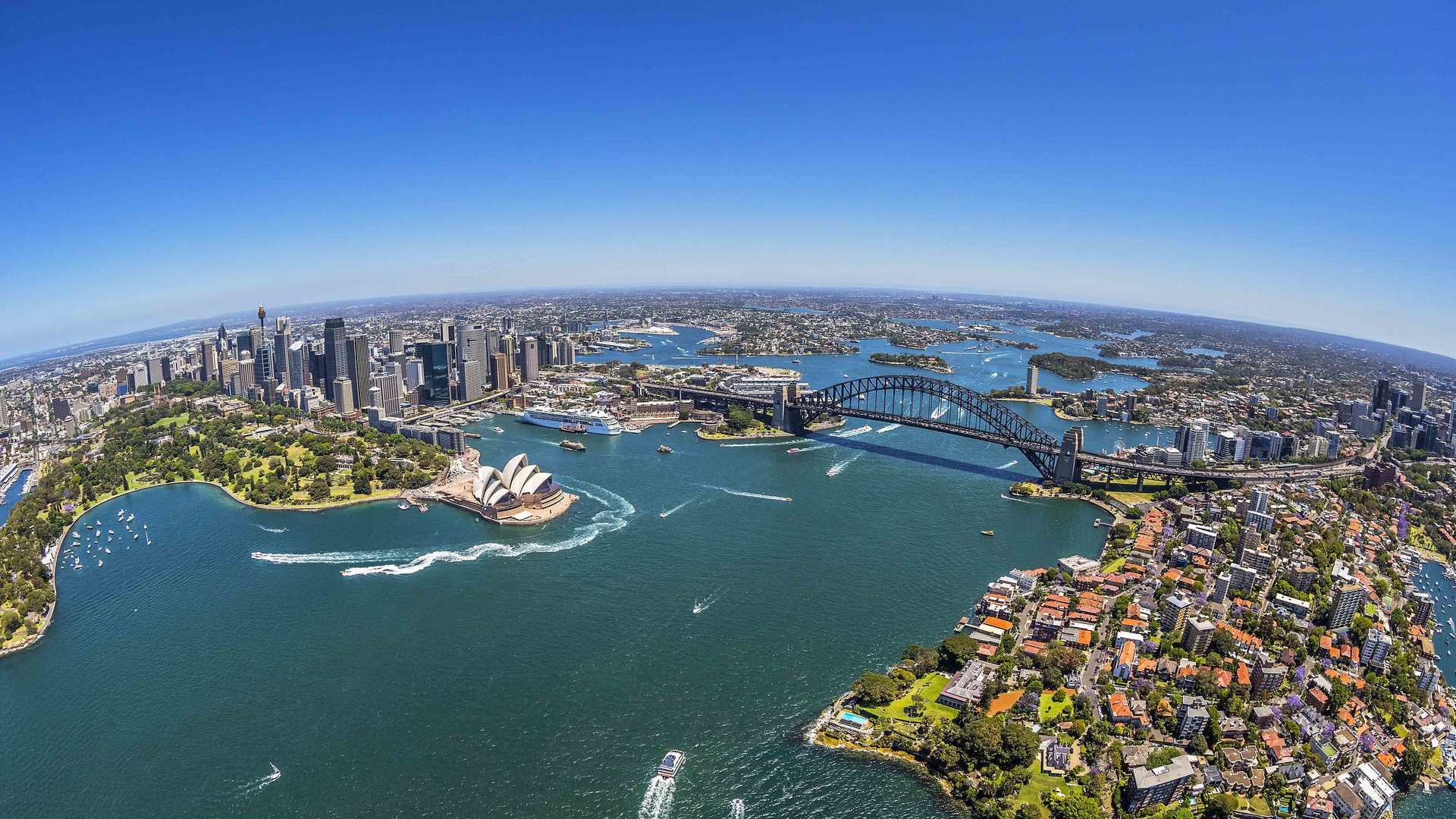 Sydney & New South Wales