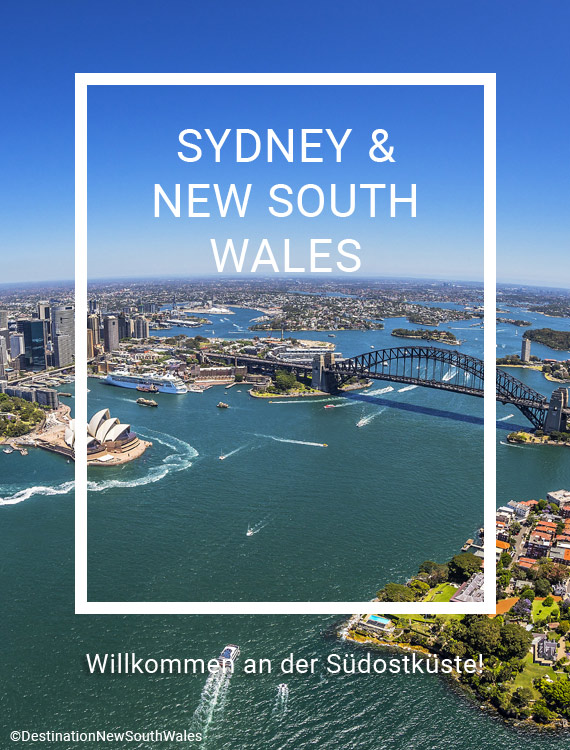 Sydney & New South Wales Reisemagazin